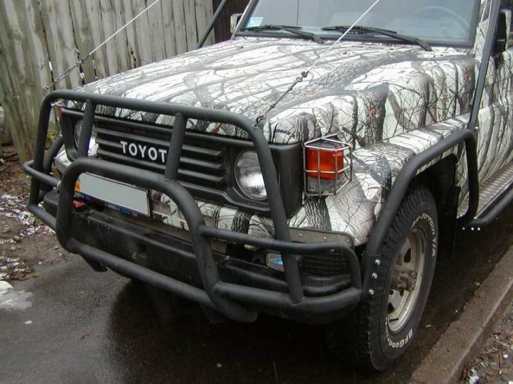 Тюнинг корпуса авто