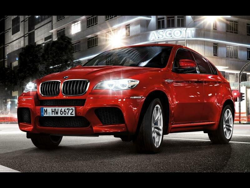 Внедорожник BMW X6М