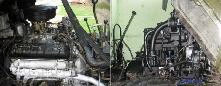 Газ 66 тюнинг двигателя