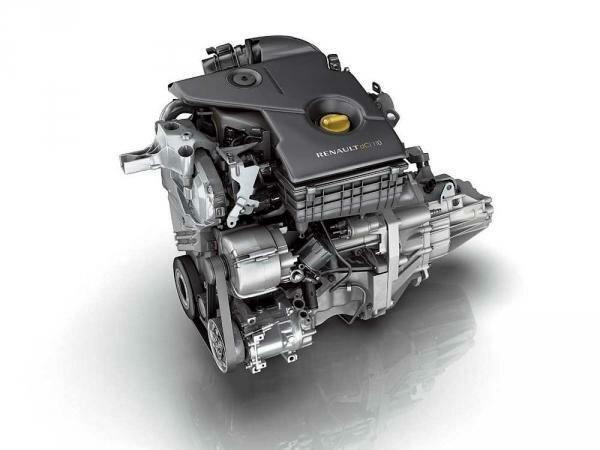 Дизельный двигатель Renault Duster
