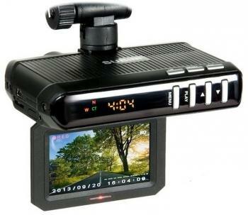 Видеорегистратор с антирадаром SUBINI