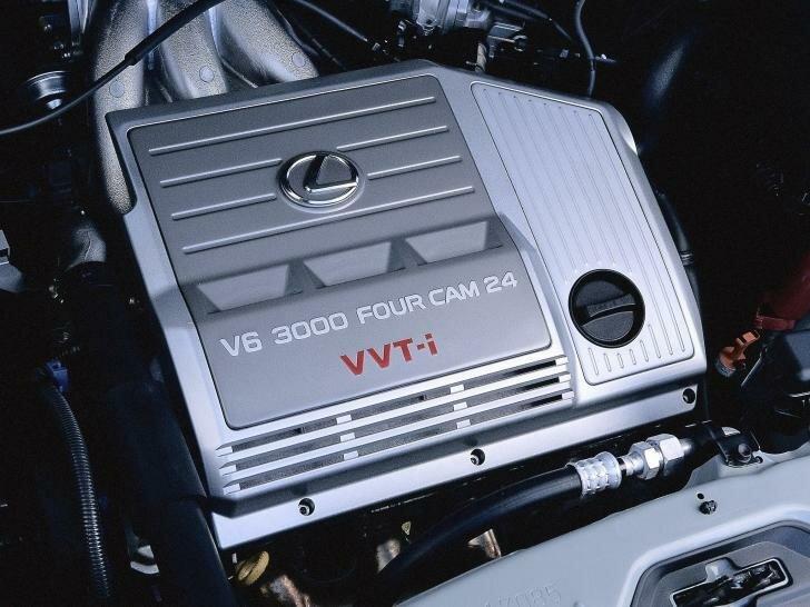 Лексус rx 300 двигатель