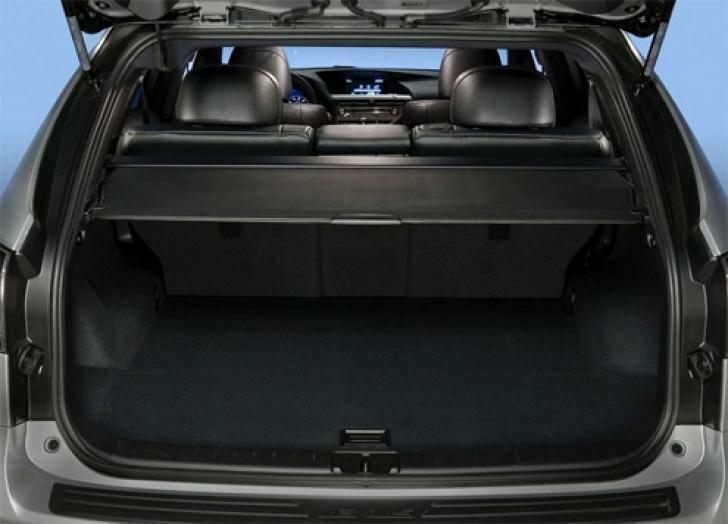 Лексус rx 350 2013 багажное отделение