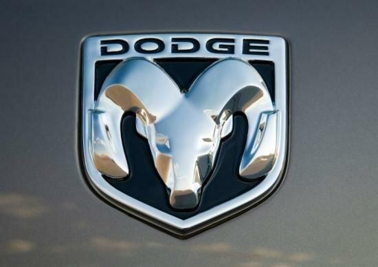 Эмблема Додж