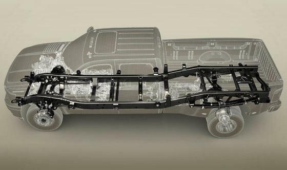 Подвеска Chevrolet Silverado