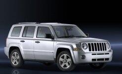 Jeep Liberty в России: