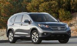 Опыт эксплуатации Honda CR V