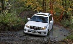 Опыт эксплуатации Toyota Land Cruiser
