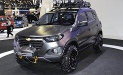 Новая Niva Chevrolet