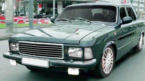 Тюнинг ГАЗ 3102 - внешний и внутренний