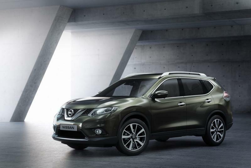 Новый Nissan X Ttrail