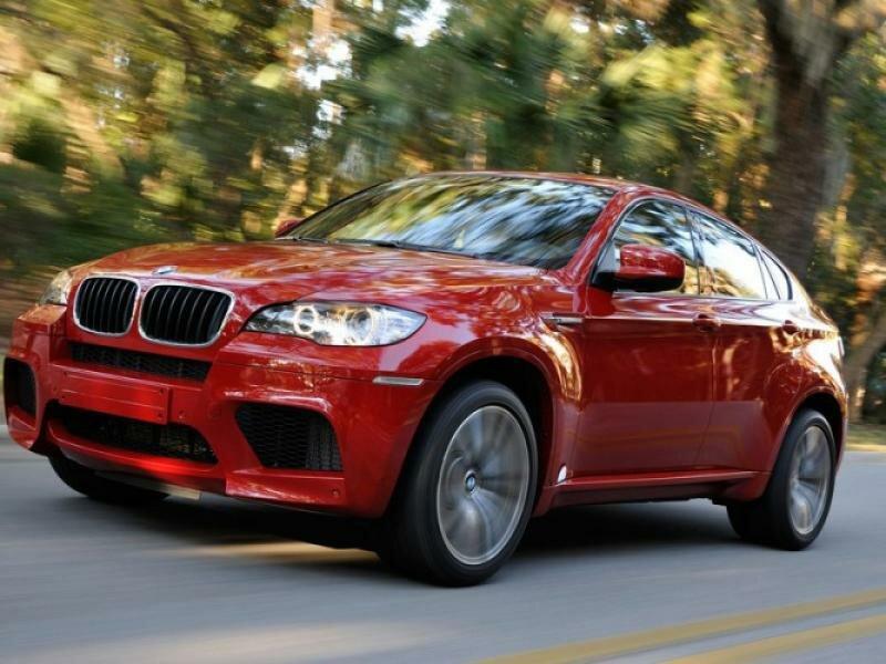 Внедорожник BMW X6M
