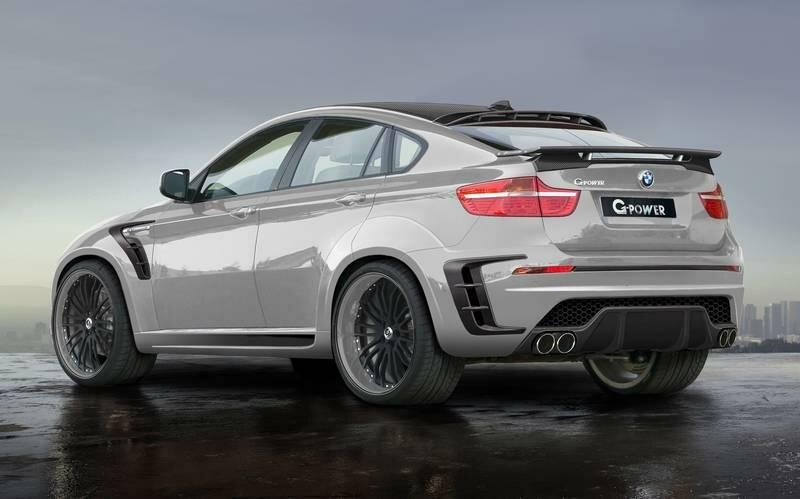 BMW X6 Typhoon RS Ultimate V10