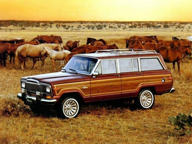Jeep Grand Wagoner