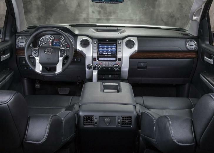 Тойота Тундра 2013 комплектация