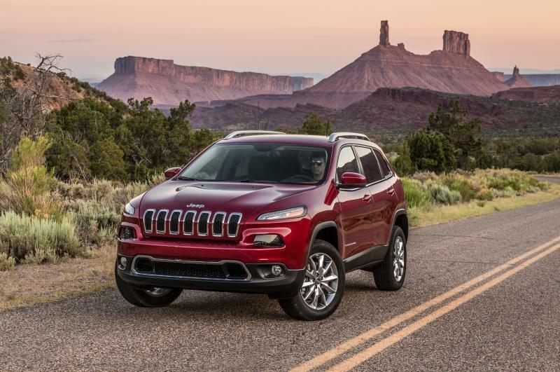 Jeep Cherokee внедорожник