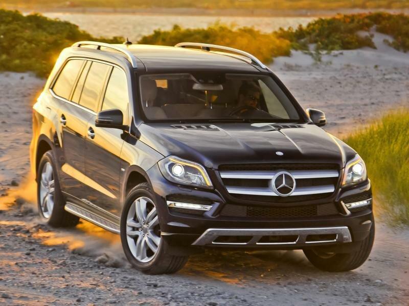Mercedes-Benz GL класс